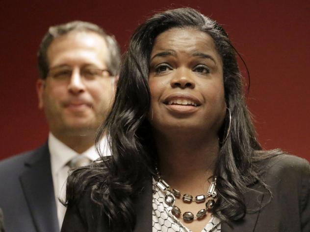 Chicago's top prosecutor, Cook County State's Attorney Kim Foxx, recused herself from the investigation before <em>Empire</em> actor Jussie Smollett was charged.