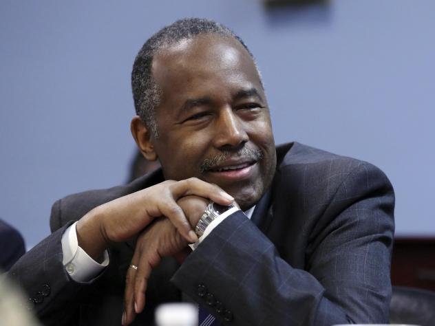 """""""Facebook is discriminating against people based upon who they are and where they live,"""" Housing and Urban Development Secretary Ben Carson said in a statement."""