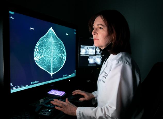 """""""The optimist in me says in three years we can train this tool to read mammograms as well as an average radiologist,"""" says Connie Lehman, chief of breast imaging at Massachusetts General Hospital in Boston."""