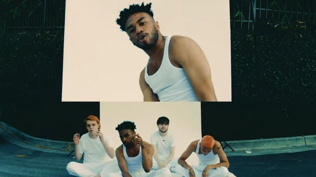 """Kevin Abstract's """"Peach"""" video."""
