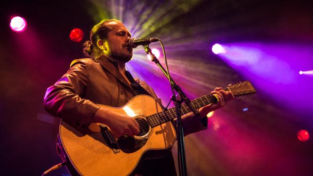 Citizen Cope performs at WXPN's Free At Noon Concert - recorded live for this session.