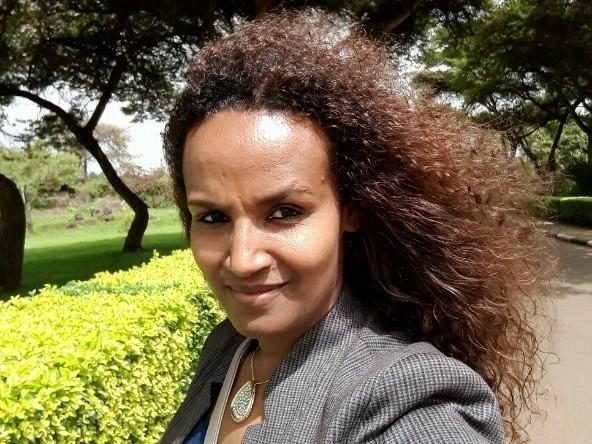 Selamawit Lake Fenta of Ethiopia was named one of five midwife champions this year by the International Confederation of Midwives.