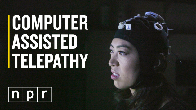 Episode 1 of Future You with Elise Hu explores computer assisted telepath
