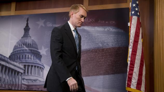 Sen. James Lankford, R.-Okla., said he worries an opportune moment may pass following the release of the Mueller report without new action to secure U.S. elections.