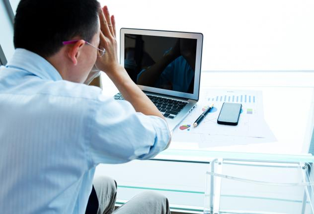 Chronic stress at work can lead to burnout, a syndrome defined by the World Health Organization as including depleted energy, exhaustion, negativity, cynicism and reduced productivity.