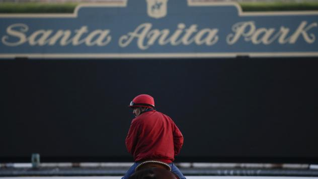 "Santa Anita Park in Southern California is resisting calls to suspend its season, saying recent changes have reduced catastrophic injuries ""by 50 percent in racing and by more than 84 percent in training."""