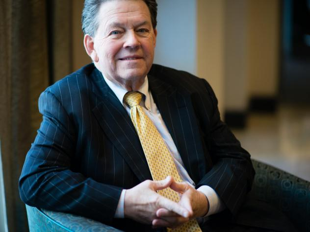 The White House will honor economist Art Laffer with a Medal of Freedom.