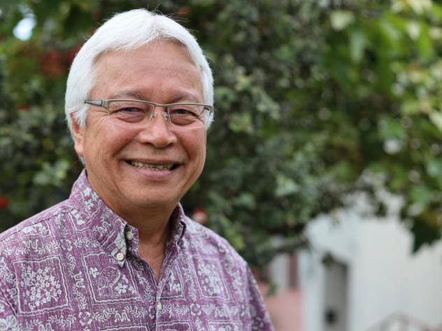 Hawaiian language activist Larry Kimura led the charge in the 1970s in getting Hawaii's Department of Education to sanction Hawaiian-language immersion schools. The state, however, did not offer any support or curriculum, Kimura said. So they did it on t