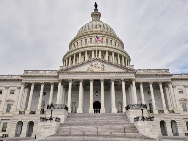 The Senate passed a $4.6 billion emergency humanitarian aid package Wednesday to cover the costs of the influx of migrants arriving at the U.S.-Mexico border.
