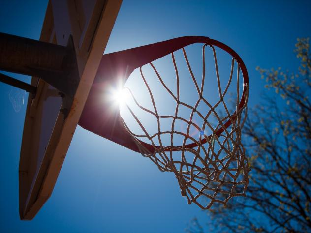 City workers in Toronto removed basketball hoops each evening from some city parks because of noise complaints. After an outcry, the city says the rims will stay up.