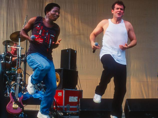 Johnny Clegg, A Uniting Voice Against Apartheid, Dies At 66 | Nevada