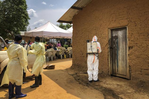 The World Health Organization says more than 1,650 people have died from the current outbreak of Ebola in the Democratic Republic of Congo.