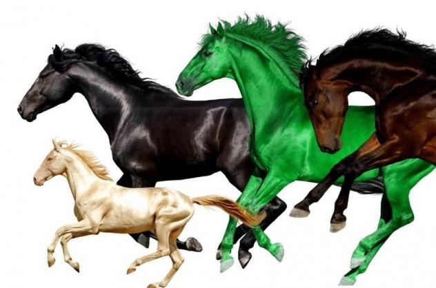 """The single art for the latest """"Old Town Road"""" remix, which features Young Thug and Mason Ramsey alongside Lil Nas X and Billy Ray Cyrus."""