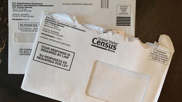 A citizenship question won't be included on 2020 census forms, but other Census Bureau surveys ask about a person's U.S. citizenship status.