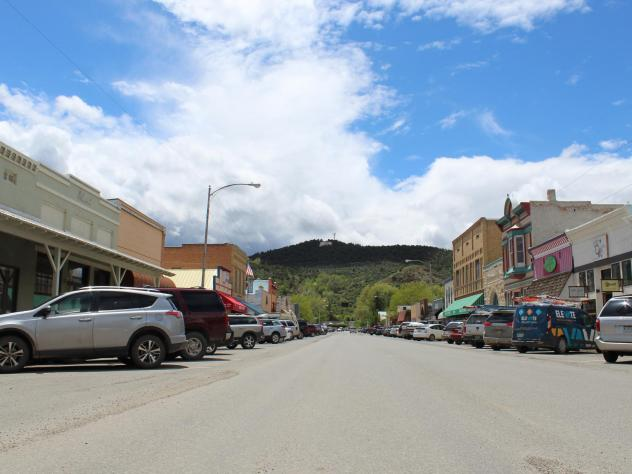 The western Colorado town of Paonia ran out of water for a combined 13 days this winter.