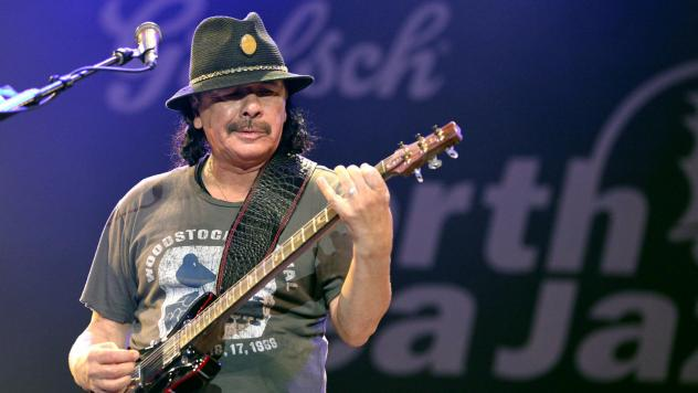Carlos Santana is still expected to perform at Woodstock 50 ... if it happens at all.