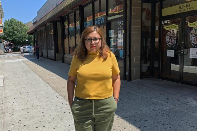 """It's time to get to work to make sure everyone participates in the census,"" says Yatziri Tovar, a spokesperson for Make the Road New York, an immigrant rights organization based in New York City that successfully sued to block Trump administration plans"
