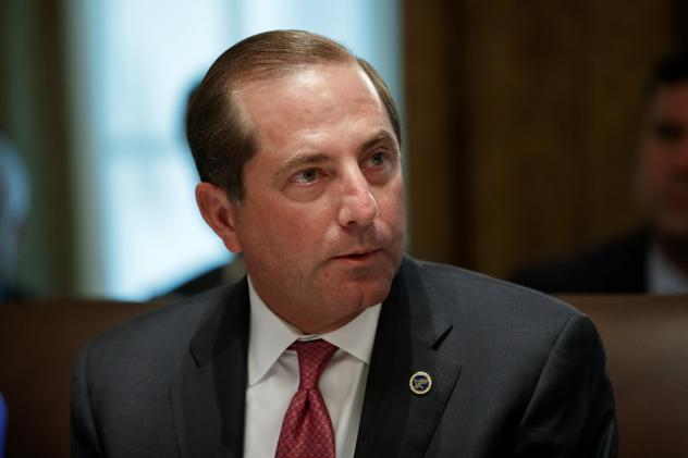 """""""This is the next important step in the Administration's work to end foreign freeloading and put American patients first,"""" Health and Human Services Secretary Alex Azar said in a statement detailing the plan."""