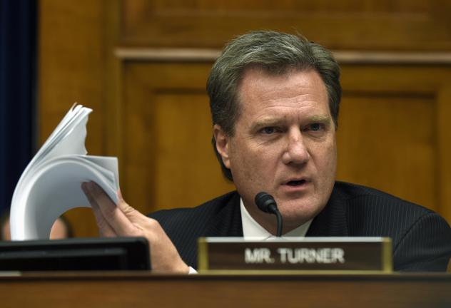 Republican Rep. Mike Turner represents Dayton, Ohio, where a mass shooting occurred over the weekend. He opposed a House bill expanding background checks but came out in favor of measures to ban assault-style weapons and proposals for red-flag bills.