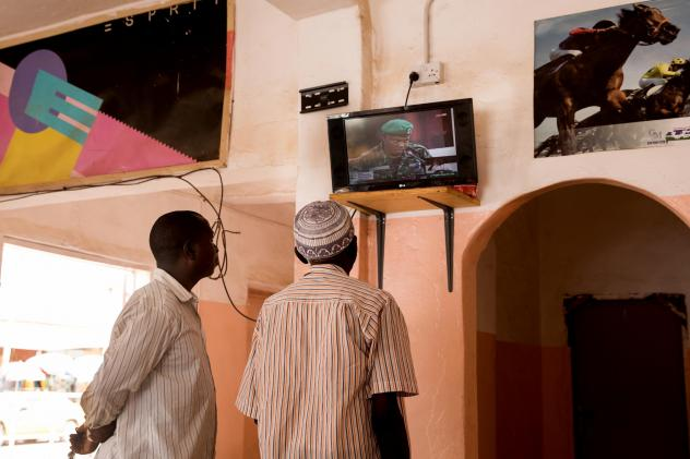 Gambians are glued to TV and radio as members of a paramilitary that worked with former Gambian president Yahya Jammeh testify before the Truth, Reconciliation and Reparations Commission. The hearings are investigating alleged human rights abuses during