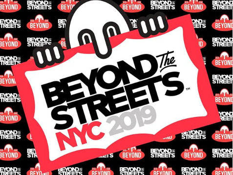 Beyond The Streets NYC 2019.