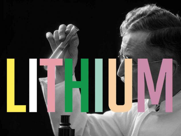 <em>Lithium: A Doctor, a Drug, and a Breakthrough</em>, by Walter A. Brown