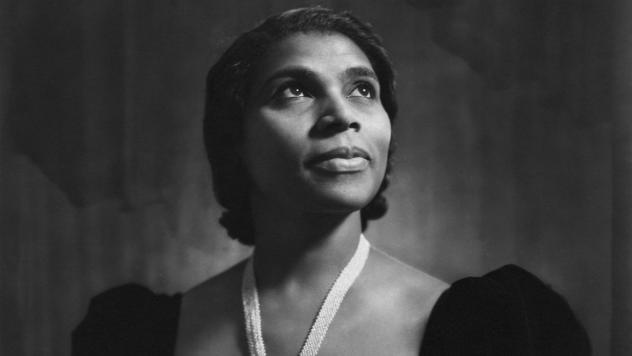 Marian Anderson is known more for two events than for the talents that made them possible. But there is more to be told, and so she asks us to listen again for who and what we know her to be.