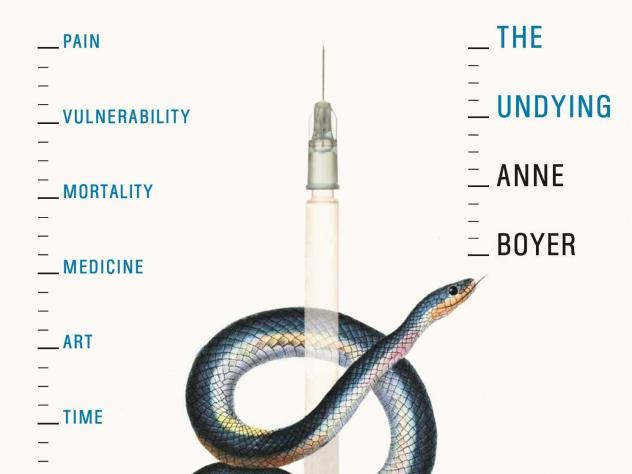<em>The Undying: Pain, vulnerability, mortality, medicine, art, time, dreams, data, exhaustion, cancer, and care</em>, by Anne Boyer