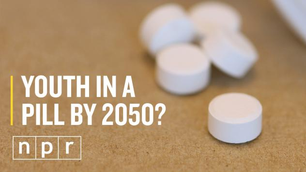 Youth in a pill by 2050?