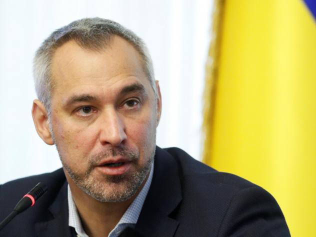 Ukraine's prosecutor general, Ruslan Ryaboshapka, announced Friday that he will review cases involving Hunter Biden but that he isn't aware of any evidence of wrongdoing by Biden.