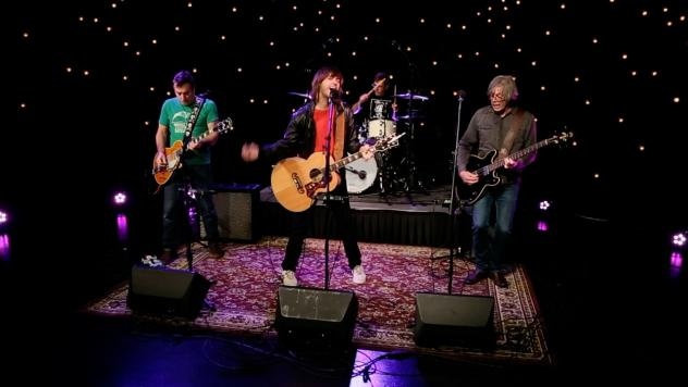 Texas alternative country band Old 97's performing live in-studio at KXT.