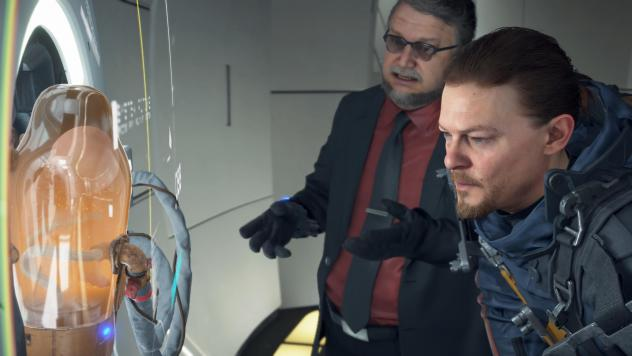 Norman Reedus and Guillermo Del Toro both make appearances in <em>Death Stranding, </em>the new game from famed game designer and writer Hideo Kojima.