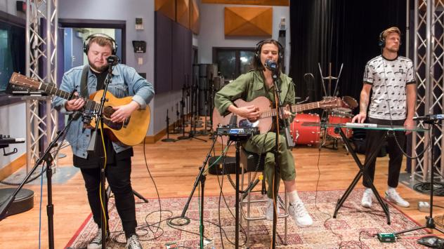 Of Monsters And Men performs stripped-down versions of songs from the band's lastest record, <em>Fever Dream</em>, inside the <em>World Cafe</em> Performances studio.