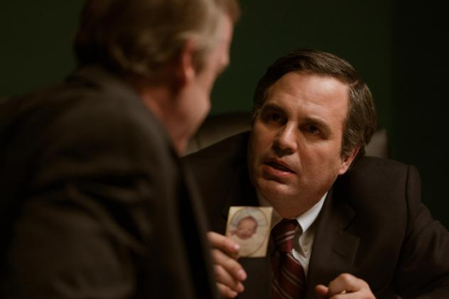 Mark Ruffalo stars as a lawyer facing off against Dupont in Todd Haynes's <em>Dark Waters</em>.