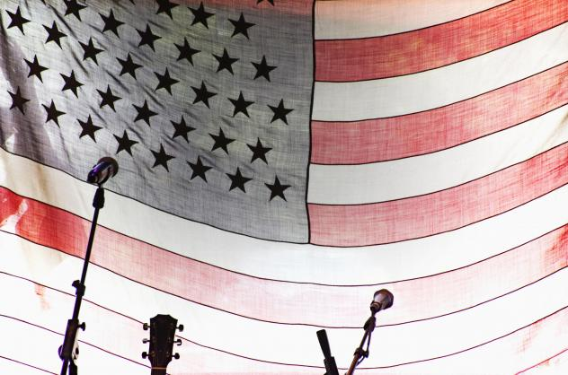 Explore the stories and music of NPR's American Anthem series.