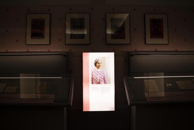 """Rosa Parks: In Her Own Words"" opened on Dec. 5 in Washington, D.C."