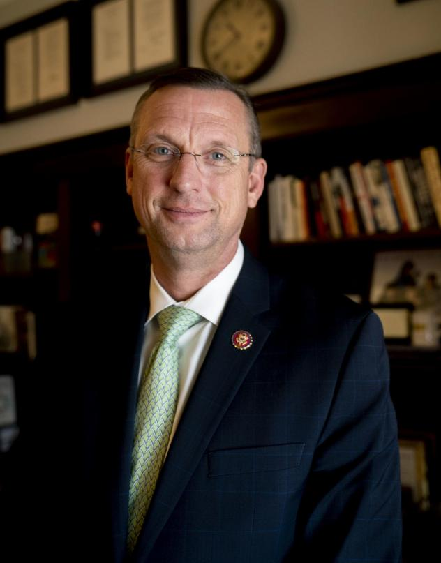 """Democrats have failed to allow for """"a robust set of hearings"""" on impeachment in the House Judiciary Committee, says Rep. Doug Collins, the top Republican on the committee."""