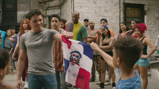 Hamilton's Anthony Ramos stars in <em>In the Heights</em>, out June 26.