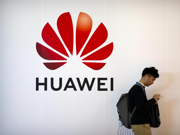 The German deal with Huawei has not been finalized. It is contingent on the technology and companies passing a security certification according to German law.