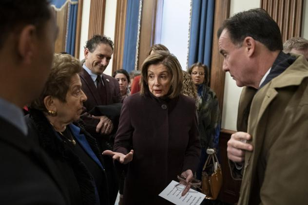 The House voted to pass Speaker Nancy Pelosi's prescription drug bill. The plan proposes, among other things, allowing Medicare to negotiate prices with drugmakers for some drugs.