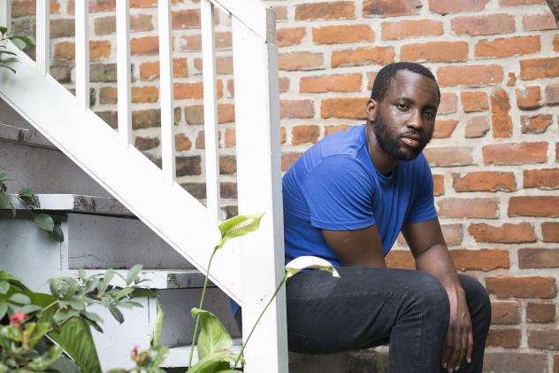 Chef Tunde Wey uses food as a tool for social justice. His company, BabyZoos, aims to use profits from the sale of applesauce to hospitals to fund ventures that create more economic opportunities for African Americans in an effort to close racial wealth