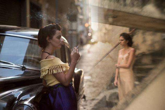 Karim Aïnouz's<em> Invisible Life</em> stars Julia Stockler and Carol Duarte as two sisters separated in 1950's Rio de Janeiro.
