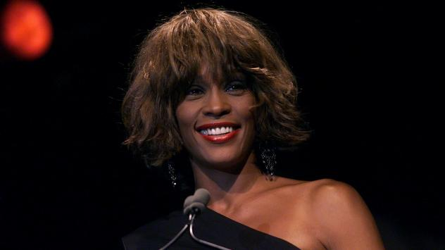 Whitney Houston is the only woman to be inducted into the Rock & Roll Hall of Fame this year. Other 2020 inductees include Depeche Mode, The Doobie Brothers, Nine Inch Nails, Biggie Smalls and T. Rex.