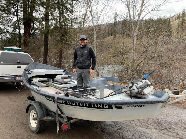 Jeremy Sabus has fished and guided on the some of the Northwest's most iconic trout streams for more than two decades.