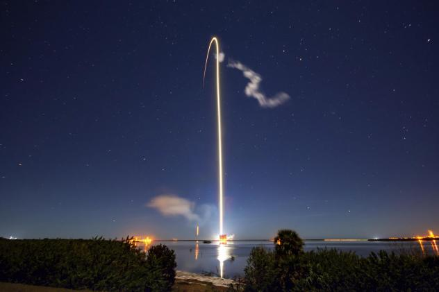 SpaceX has launched dozens of satellites as part of its Starlink project to bring high-speed Internet to every point on the planet.
