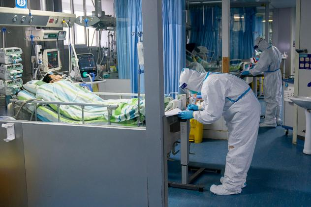 As the death toll from the new coronavirus tops 100, hospitals in Wuhan, China, are attending to many patients with confirmed or suspected cases of the illness. Public health officials are working to prevent further spread of the outbreak in China and gl
