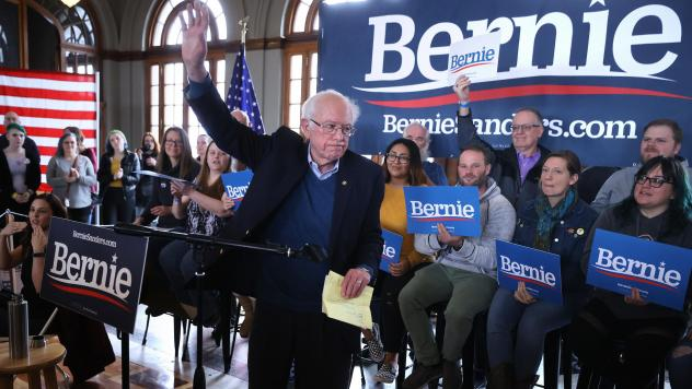 A year ago, many progressives told NPR they weren't so sure they wanted to see Bernie Sanders run for president again. But now, it appears those voters are coming back.