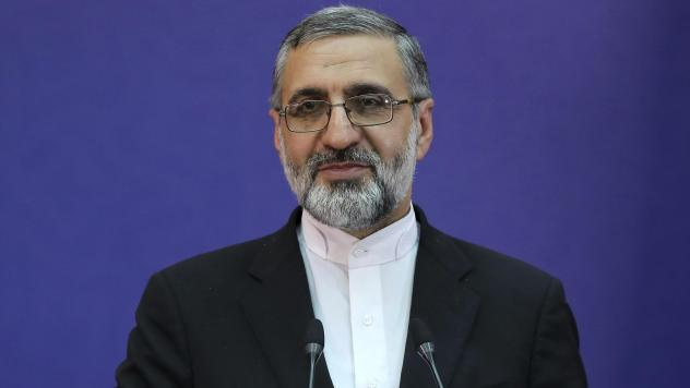 Iranian judiciary spokesman Gholamhossein Esmaili says that an Iranian man named Amir Rahimpour will be executed for spying on behalf of the CIA and that the sentence and would be carried out soon.