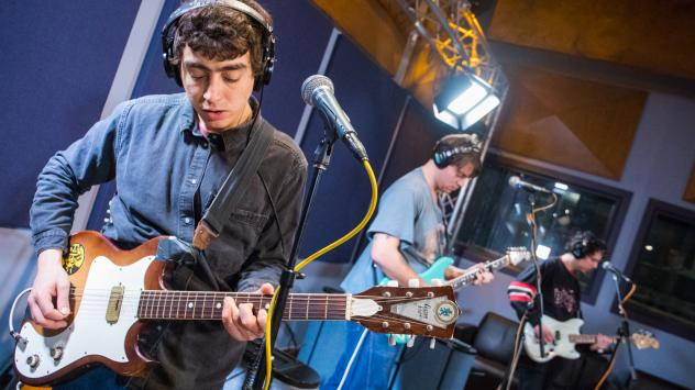 Twin Peaks perform live for WXPN's Indie Rock Hit Parade - recorded live for World Cafe