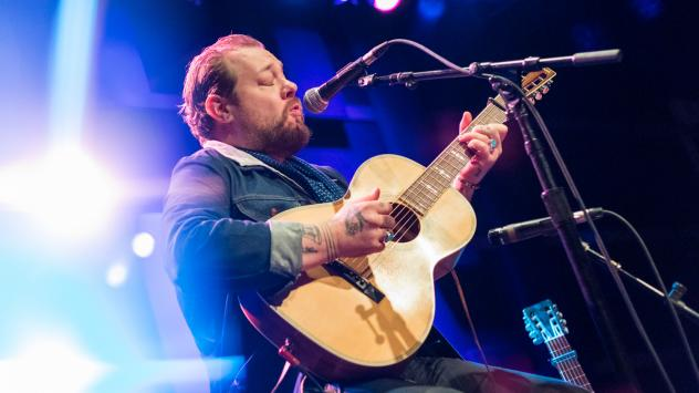 Nathaniel Rateliff performs live for WXPN's Free At Noon Concert - recorded live for World Cafe